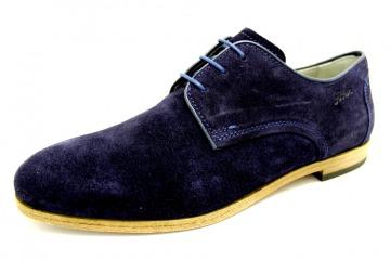 uk availability f379f e7af1 SIOUX NIGHT VELOUR Schuhe SIOUX Herren Halbschuh (Leichtsohle) blau /  violett NIGHT VELOUR 13081024 Weichfußbett Ledersohle modisch Velour  35143 - ...