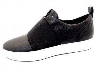 Weg sparen heiße Angebote Sonderangebot ECCO SOFT 8 BLACK Schuhe ECCO Damen Slipper (modisch) schwarz SOFT 8 BLACK  24603014 Weichfußbett herausnehmb. Formgummisohle mit Gummizug ...