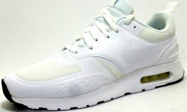 NIKE AIR MAX WHITE Schuhe NIKE Lifestyle Schuhe (Originals) weißhell AIR MAX WHITE 13312008 Weichfußbett herausnehmb. Sohle mit neutral