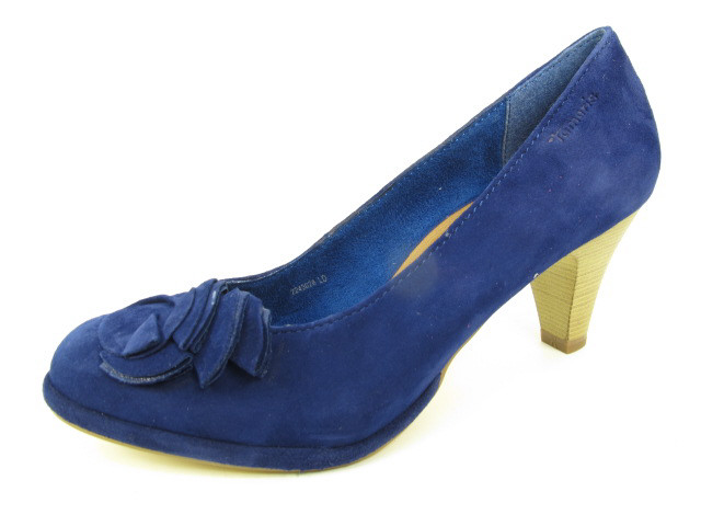 These are the tamaris pumps blau wei kaufen pictures