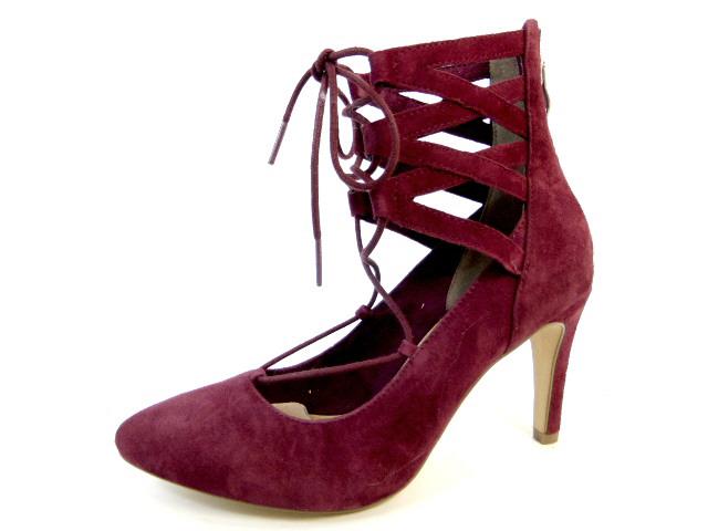 TAMARIS BORDEAUX Schuhe TAMARIS Damen Pumps (elegant) rot