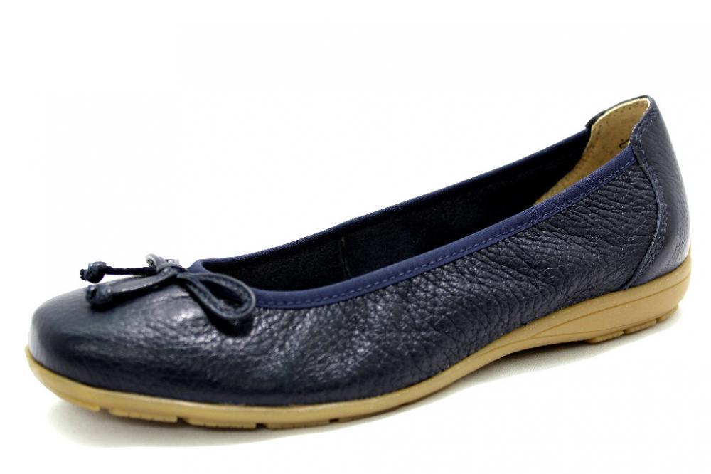 sports shoes 57ea6 6770c CAPRICE DEEP OCEAN Schuhe CAPRICE Damen Ballerina (flach ...