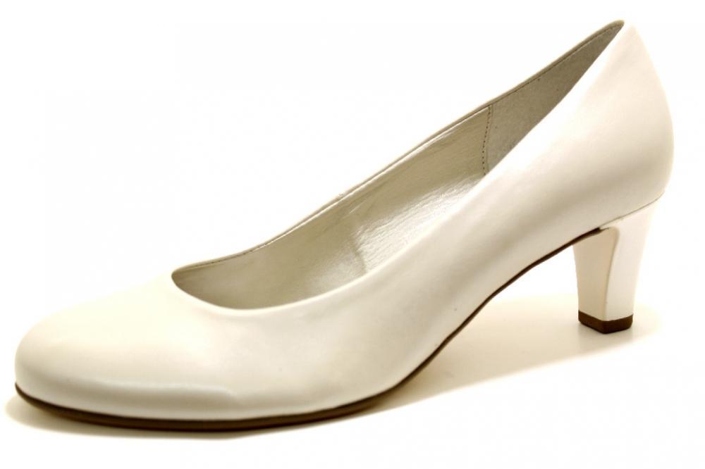 GABOR OFFWHITE Schuhe GABOR Damen Pumps (elegant) weiß hell ... 432e99b766