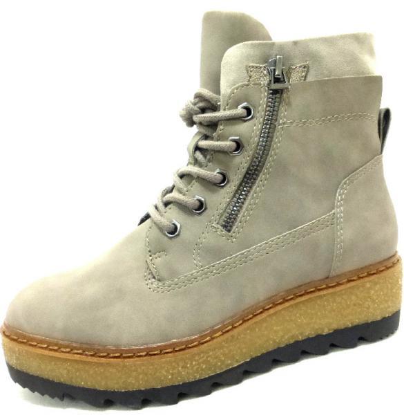 a0518bfe46056d 216 Grau Winterboots Damen Grey Tamaris Schuhe gefã¼ttert w6Sx8ST4