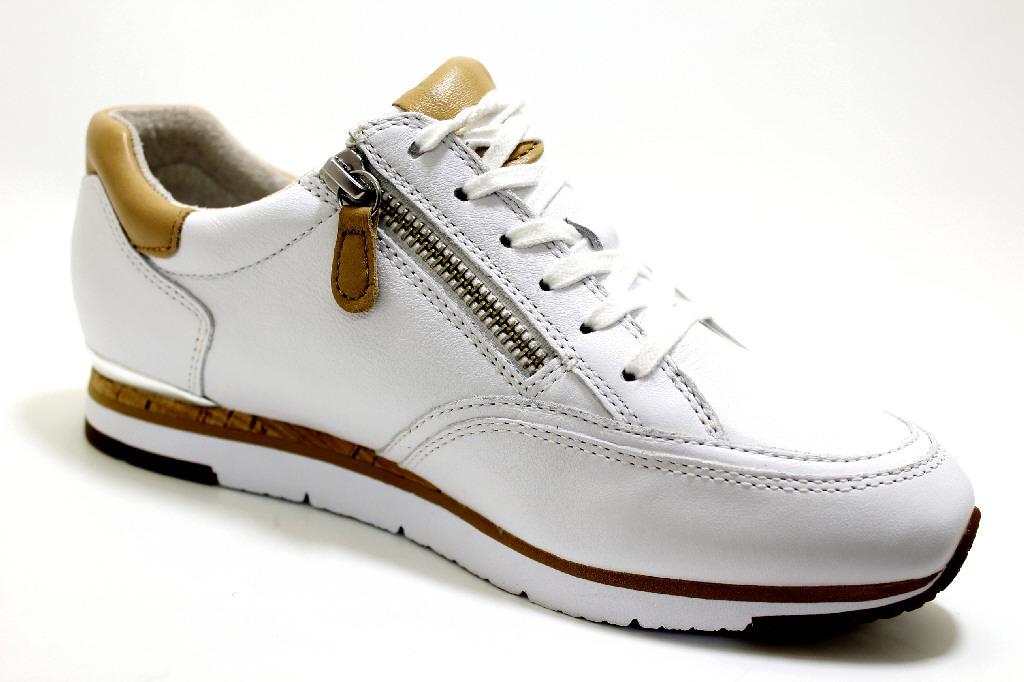 GABOR WEISS NATUR Schuhe GABOR Damen Halbschuhe (modisch) weiß hell ... 62d44fdefb