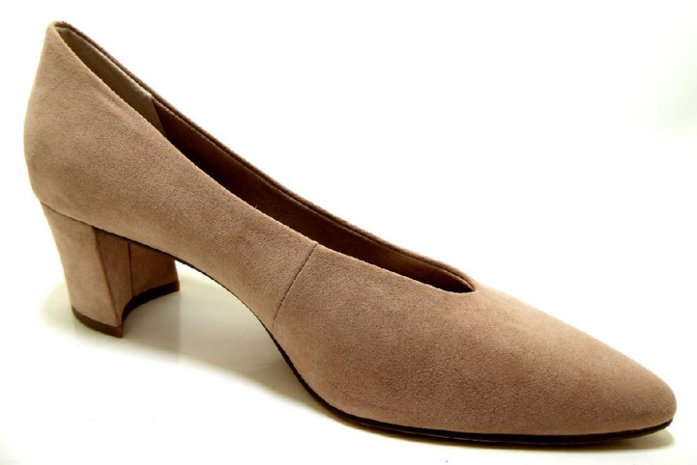 MARCO TOZZI 408 NUDE Schuhe MARCO TOZZI Damen Ballerina