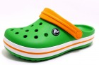 CROCBAND KID GREEN